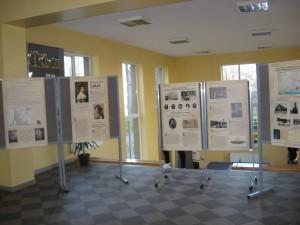 Paroda apie karalienę Luizę, eksponuojama Šilutės pirmojoje gimnazijoje